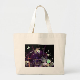 Threads of the Universe Jumbo Tote Bag