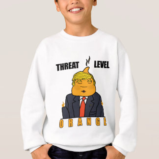 Threat Level Orange Sweatshirt