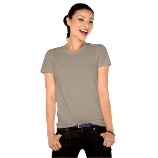 THREATS sketch ecological T-shirt