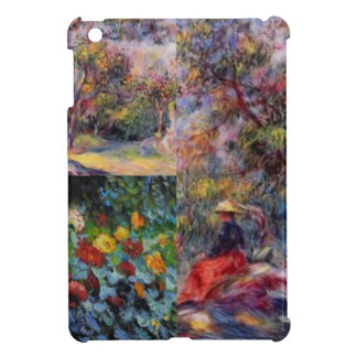 Three amazing masterpieces of Renoir's art iPad Mini Covers