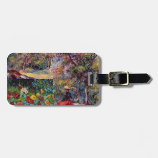 Three amazing masterpieces of Renoir's art Luggage Tag