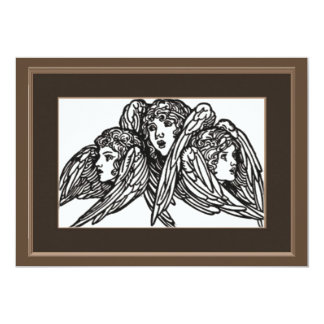 Three Angels Card
