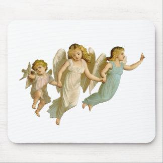 Three angels mousepad