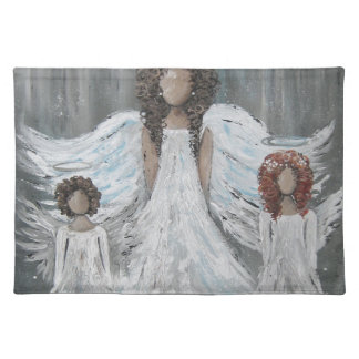 Three Angels Placemat