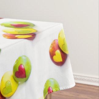 Three apples tablecloth