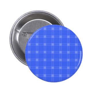 Three Bands Large Square - Blue2 Buttons