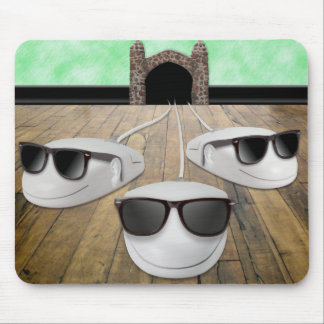 Three Blind Mice mousepad