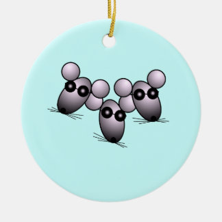 Three Blind Mice Ornament