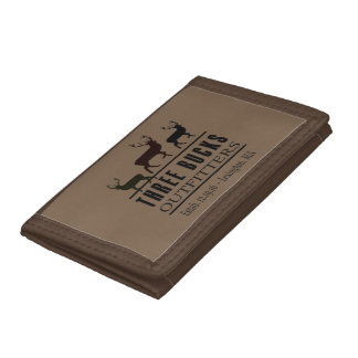 Three Bucks Outfitters Wallet