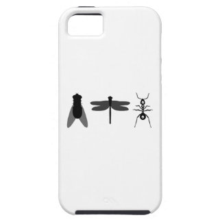 Three Bugs iPhone 5 Covers