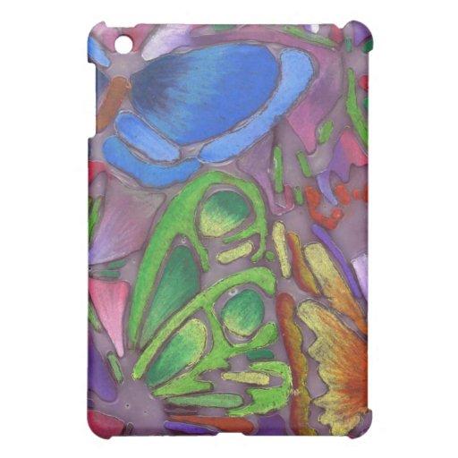 Three Butterflies Art Speck iPad  Case iPad Mini Cases