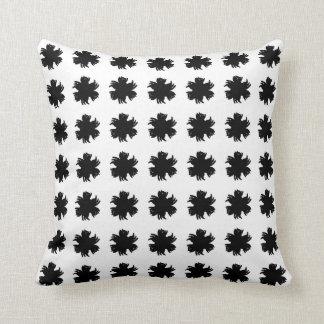 Three Cat Pattern. Chic. Cute. Cool Cushion