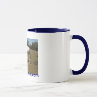 three cheers a sportaloosa mug