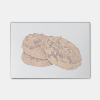 Three Chocolate Cookies Post-it Notes