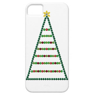 Three Christmas Trees Barely There iPhone 5 Case