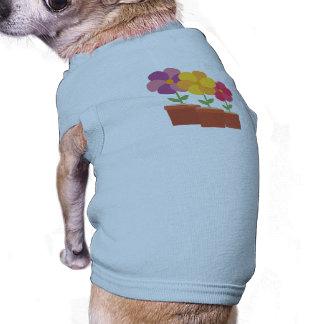 Three colorful Flowers Zo728 Shirt