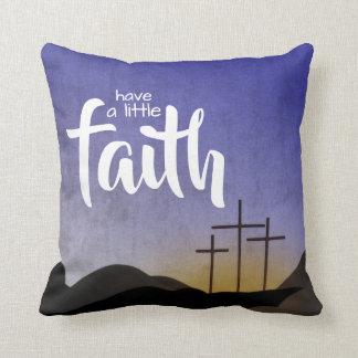 Three Crosses of Fatih Cushion