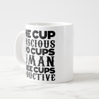 Three Cups Specialty Mug