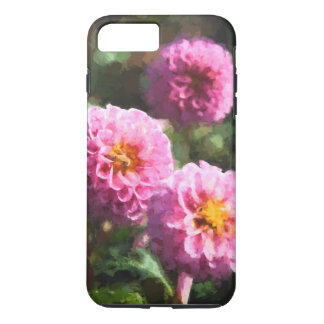 Three Dahlias iPhone 7 Plus Case