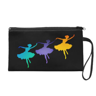 Three Dancers Wristlet