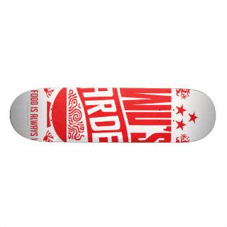 Three Delivery™ Wu's Skateboard
