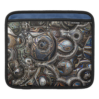 Three Dimensional Reflections iPad Sleeve