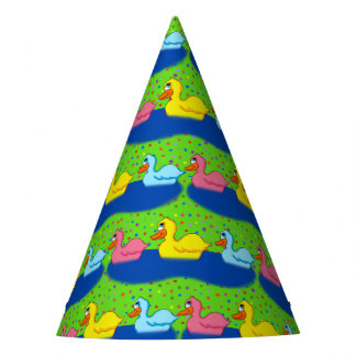 Three Ducks Paper Party Hats