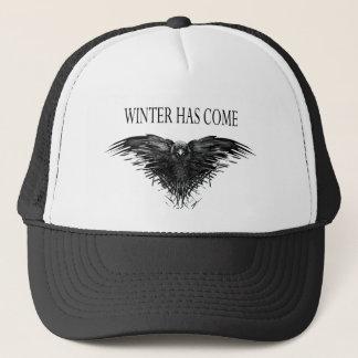 Three eyed raven! Game of thrones new season! Trucker Hat
