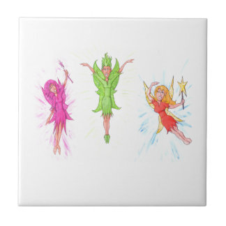 Three Fairies Tile