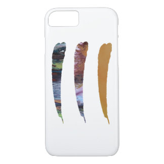 Three Feathers iPhone 8/7 Case
