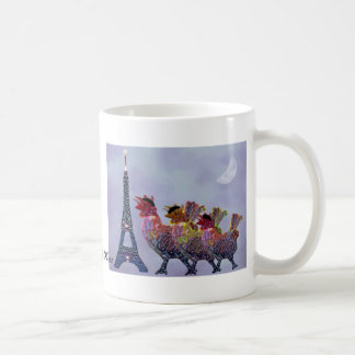 Three French Hens Mugs