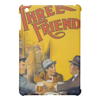 Three Friends Movie Poster Cover For The iPad Mini