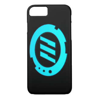 Three-Genre Badge Cover for iPhone 7