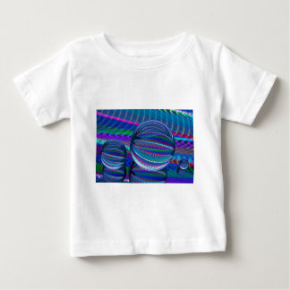 Three Glass balls in colour Baby T-Shirt
