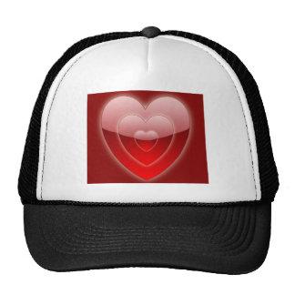 three-glass-hearts-background mesh hats