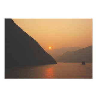 Three Gorges Photo Print