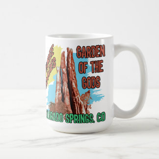 Three Graces, Garden of the Gods Coffee Mugs