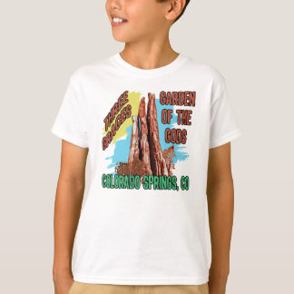 Three Graces, Garden of the Gods T-Shirt