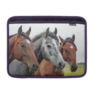 Three Horses Sleeve For MacBook Air