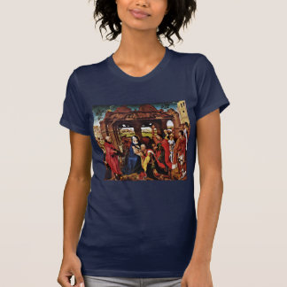 Three King Altar, Middle Panel: Adoration T-shirt