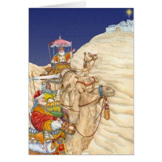 Three Kings Christmas Card