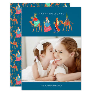 Three Kings Christmas | Holiday Photo Card