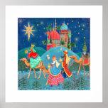 Three kings   Christmas Holiday   Poster