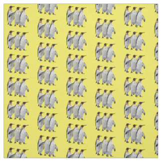Three Kings Fabric (Yellow)