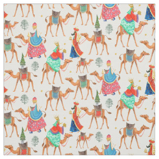 Three Kings | Holiday Christmas | Fabric