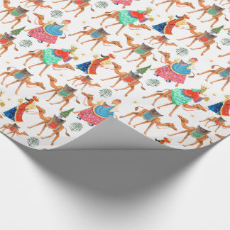 Three Kings | Holiday | Glossy Wrapping Paper