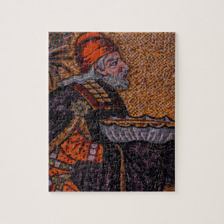 Three Kings III Caspar Jigsaw Puzzle