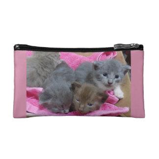 Three Kittens Bag Cosmetics Bags