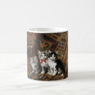 Three Kittens Classic Mug