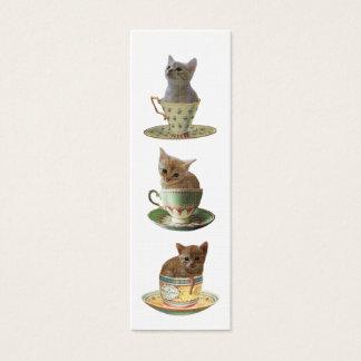 Three Kittens Skinny Business Card
